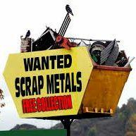 Scrap Metal Free Pickup
