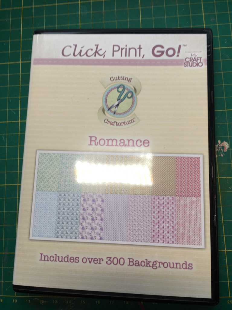 Printed craft papers