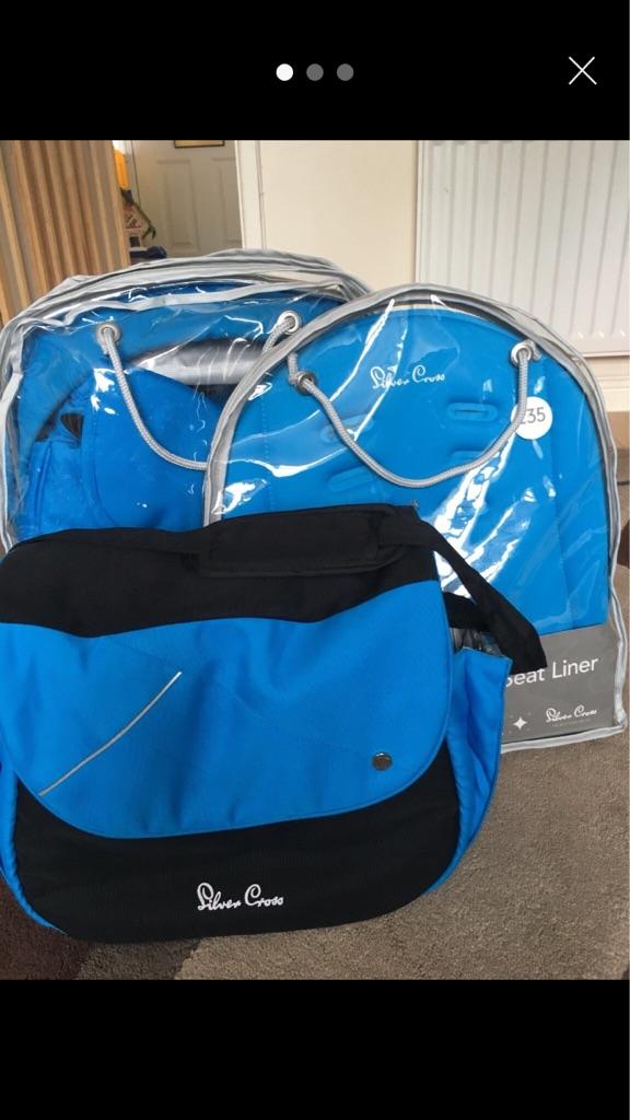 SilverCross Colour pack