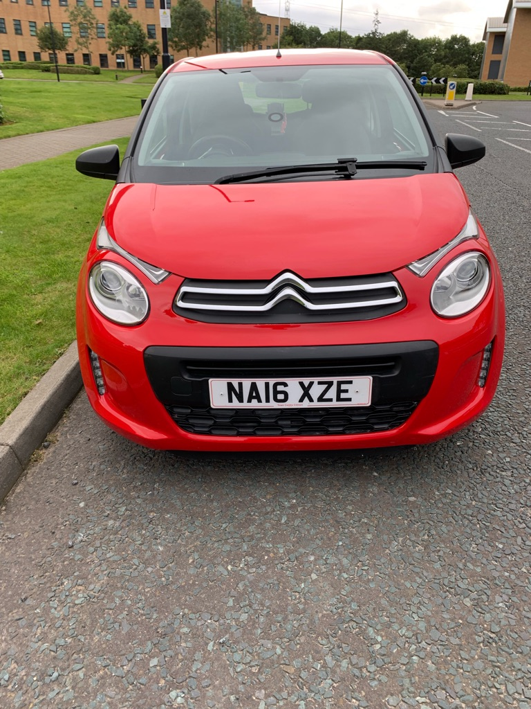 Citroen C1 16 plate £4200 or ONO