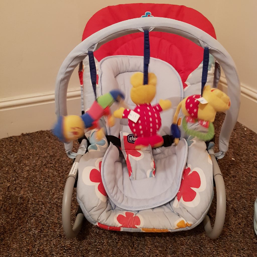 Bouncy rocking chair