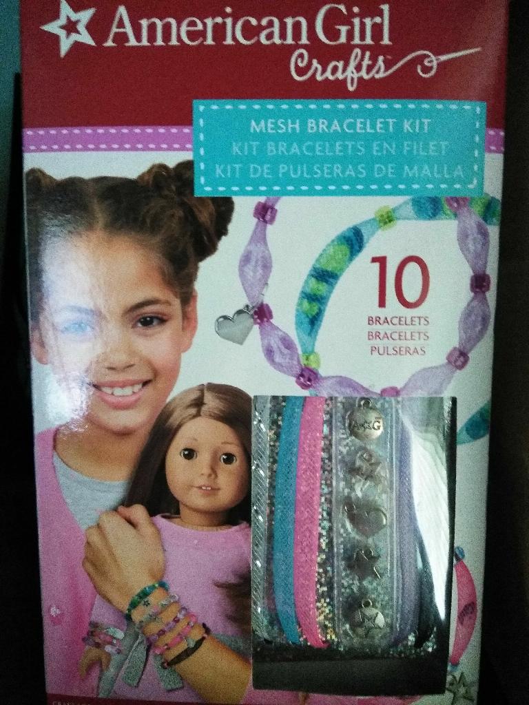American girl bracelet kit