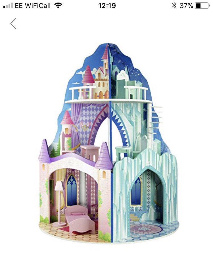 Chad valley princess castle