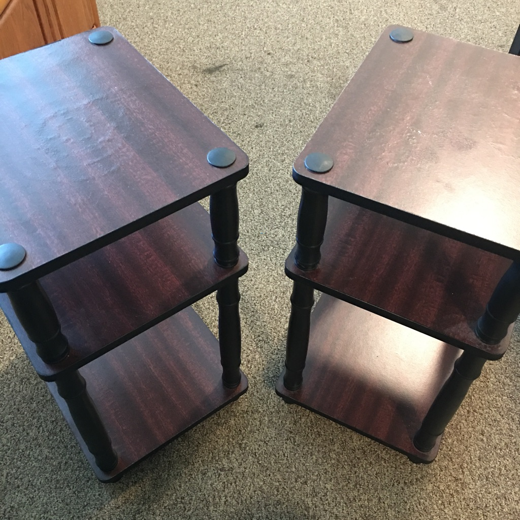 - [ ] Brand new 2 side stands