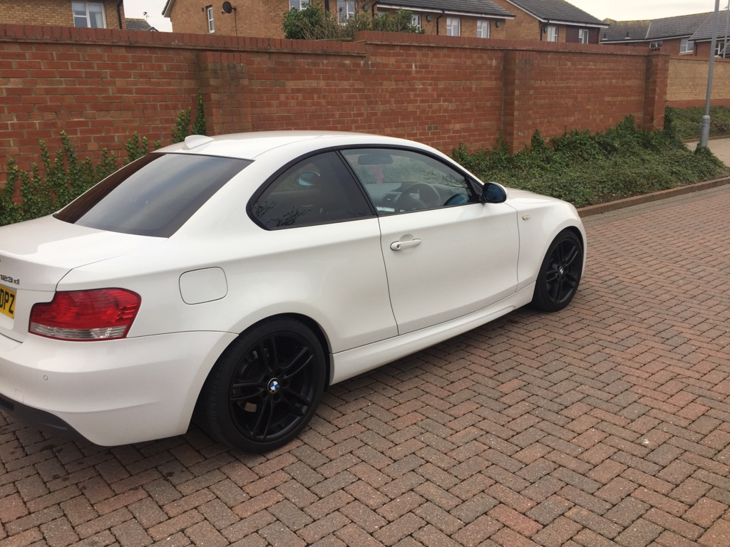 BMW Coupe LIMITED ADDITION!! RARE