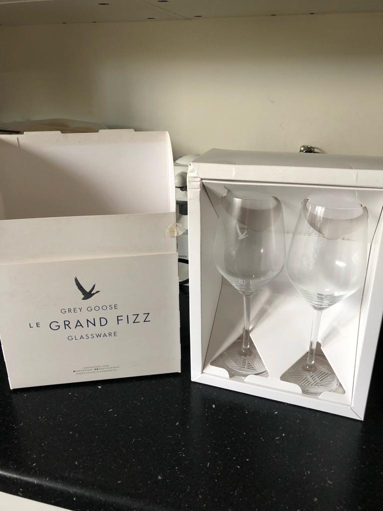 Vodka glassware