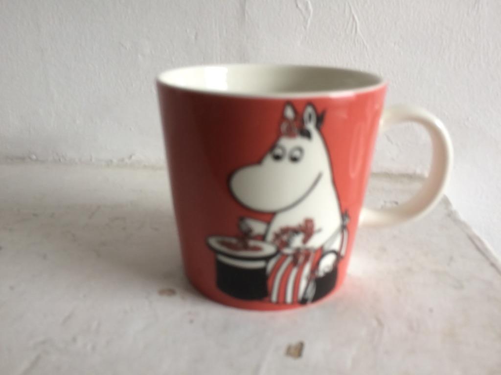Arabia Moomin mugs