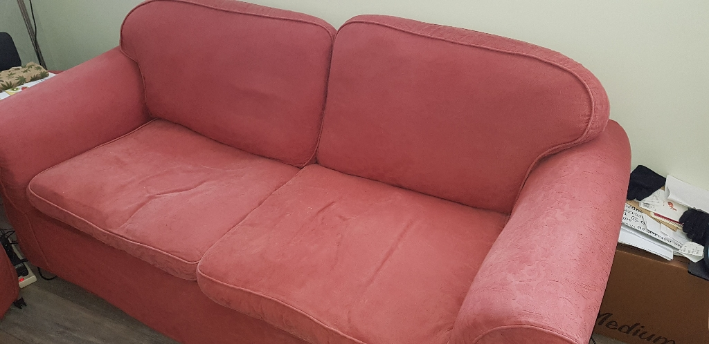 2 sofas for sale - one is a bed settee