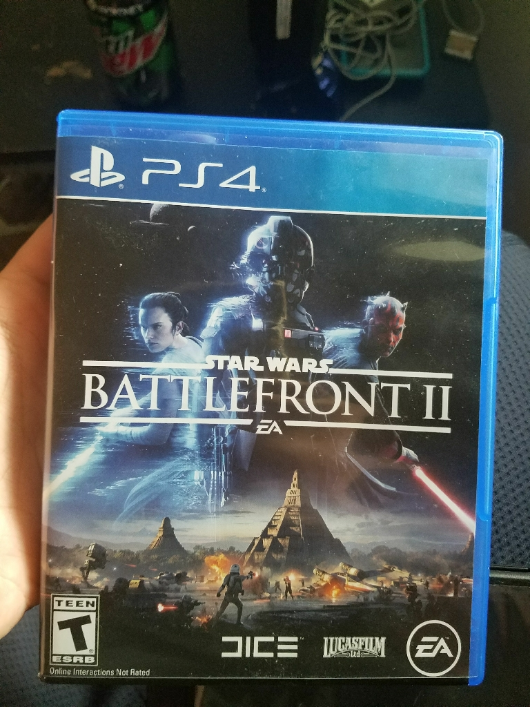 Star wars battlefront 2 and GTA 5