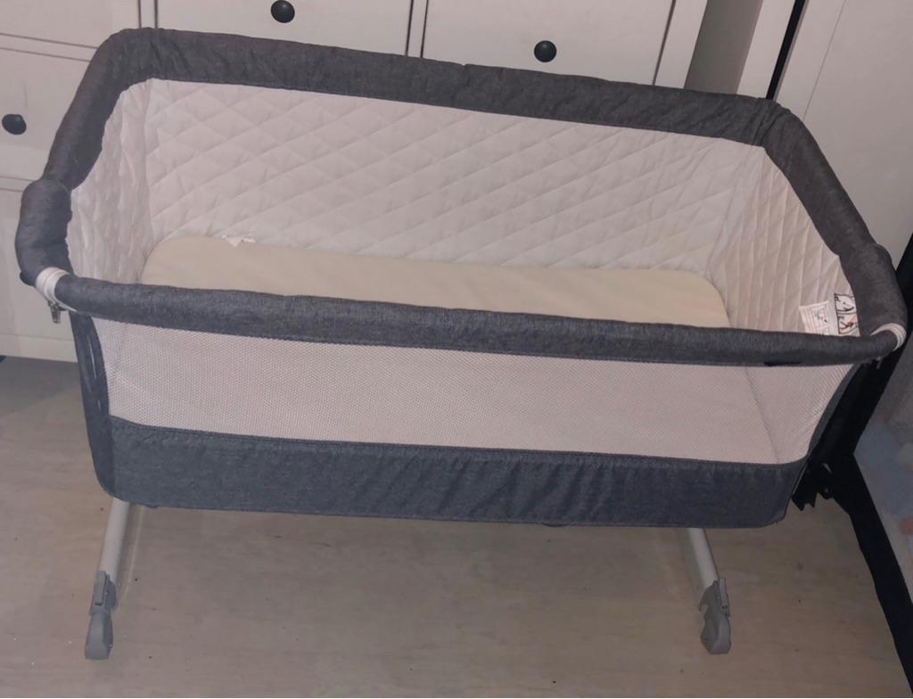 Next2me crib