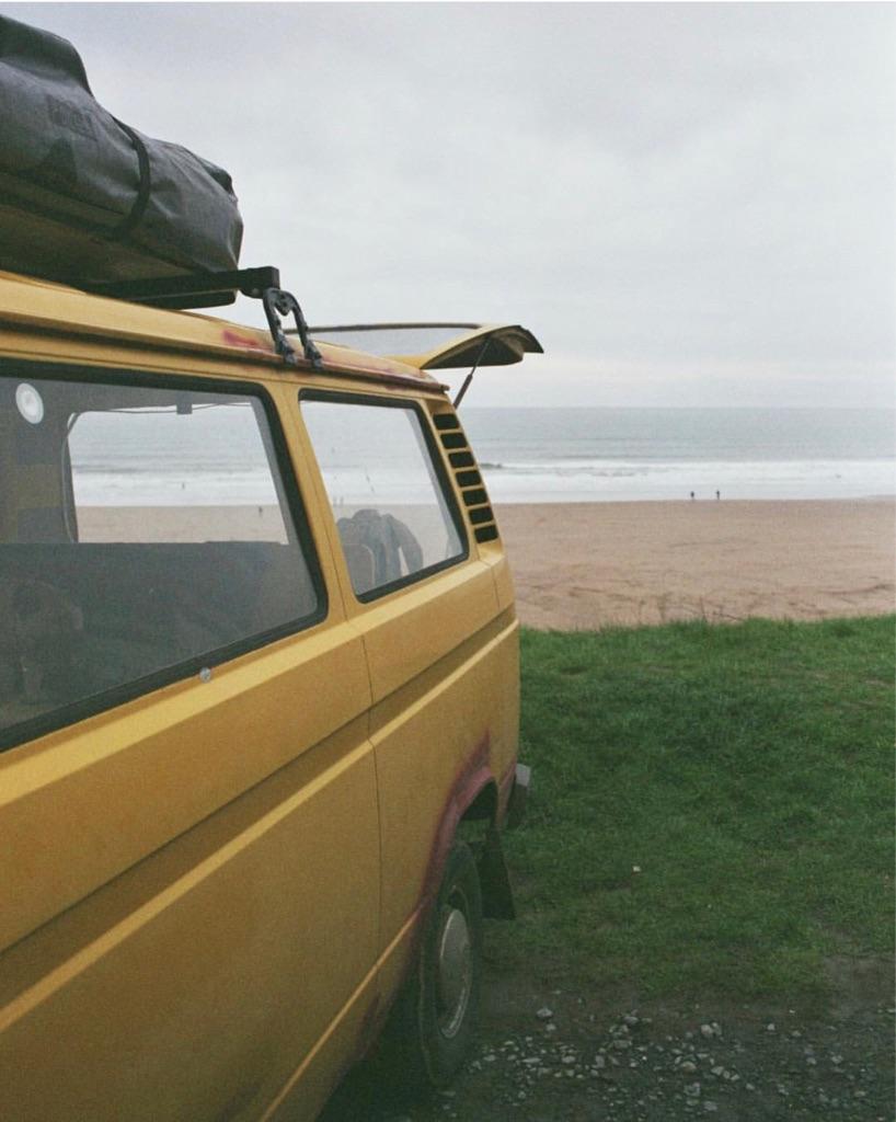1979 VW T25 camper van
