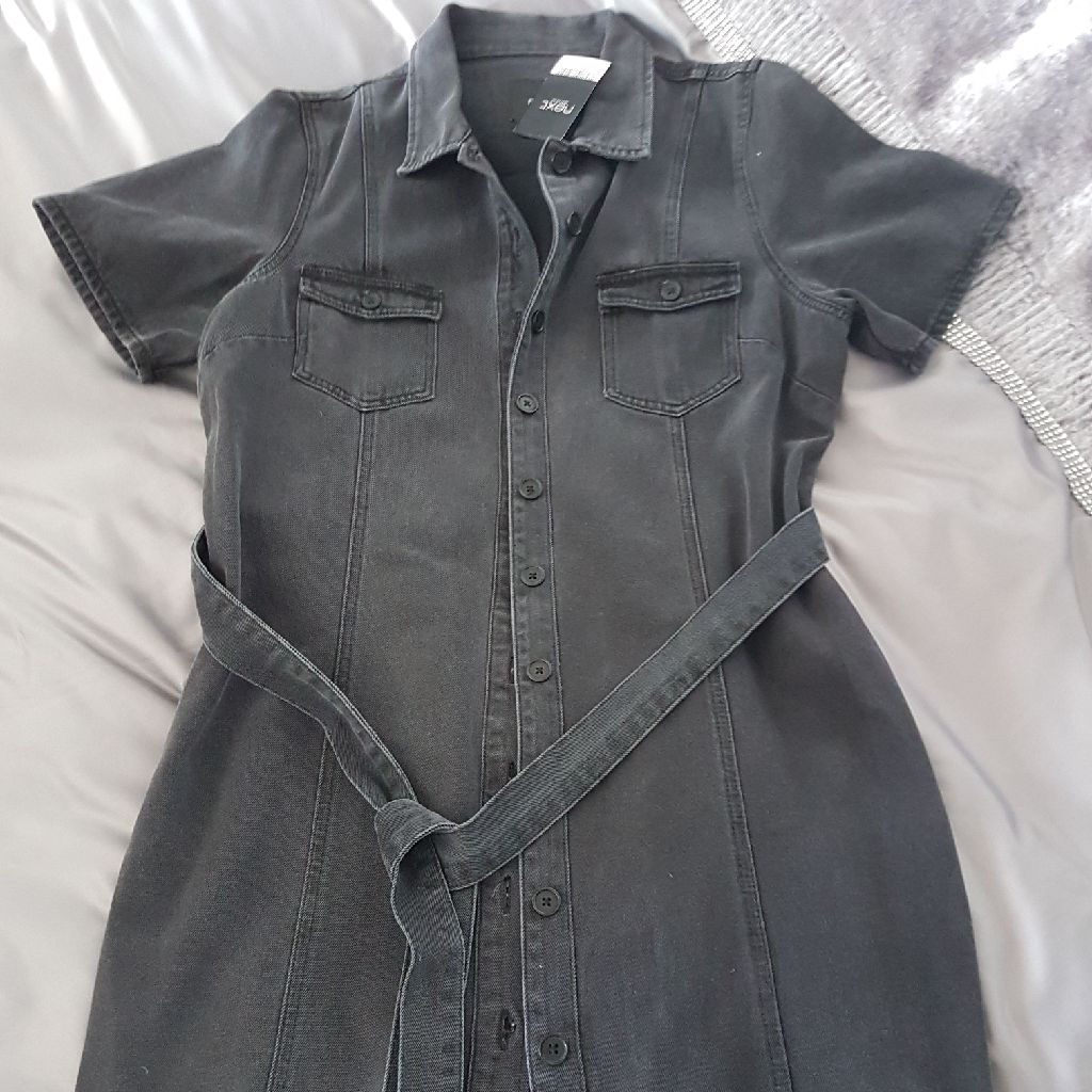 Next denim dress