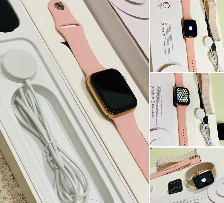 Series 6 44mm Apple Watch women's