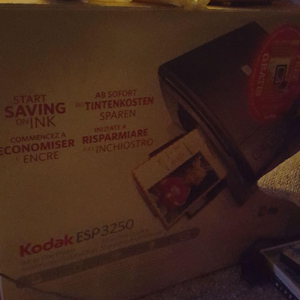 Kodak 3in1 printer