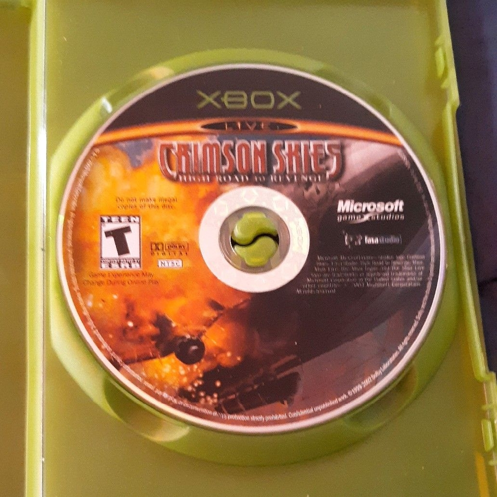 Orginal Xbox Games