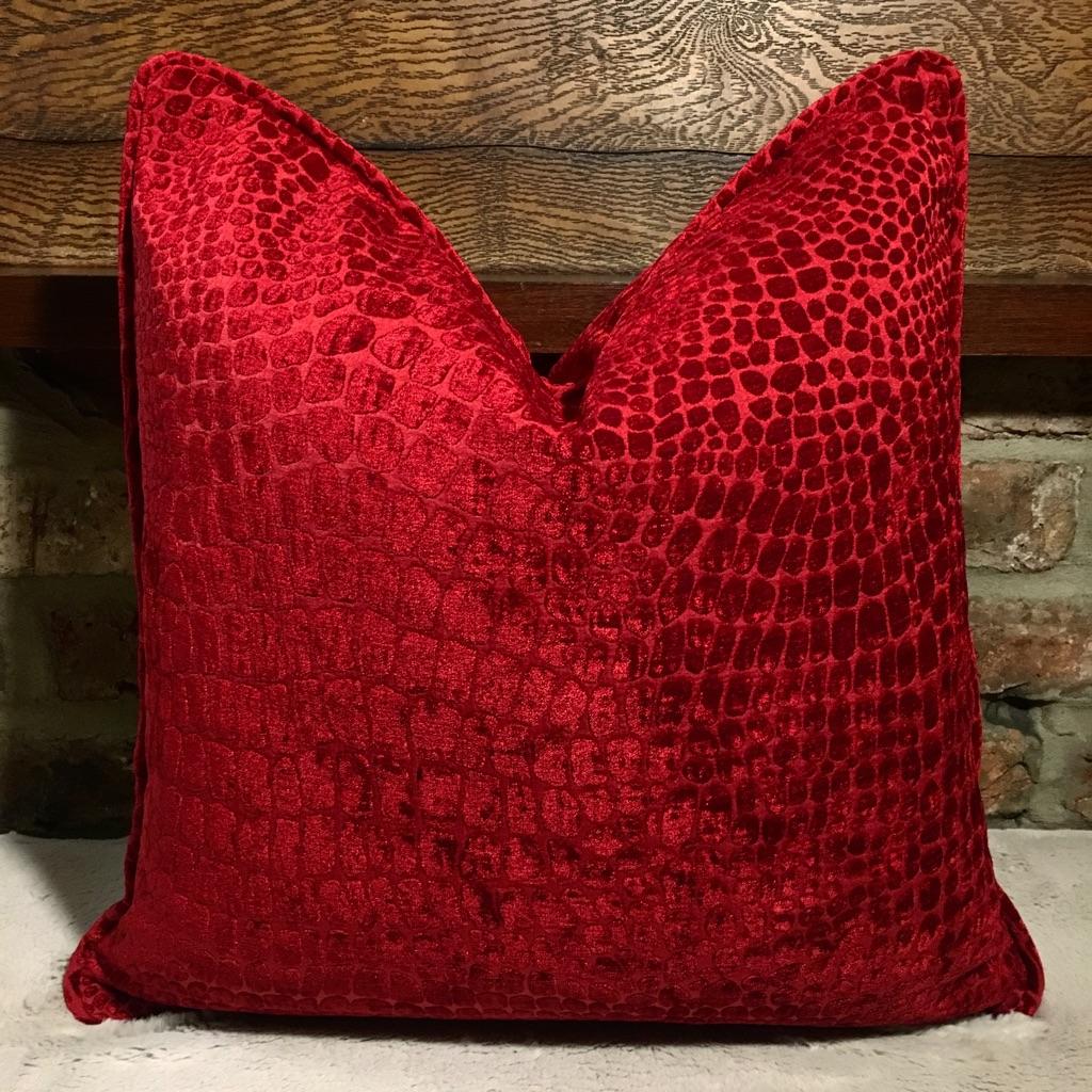 Luxury handmade cushions