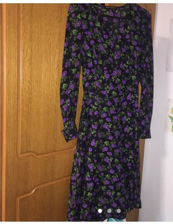 Floral Nasty Gal dress
