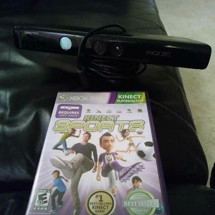 Kinect and game
