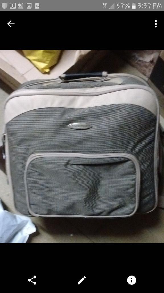 Concept picnic bag
