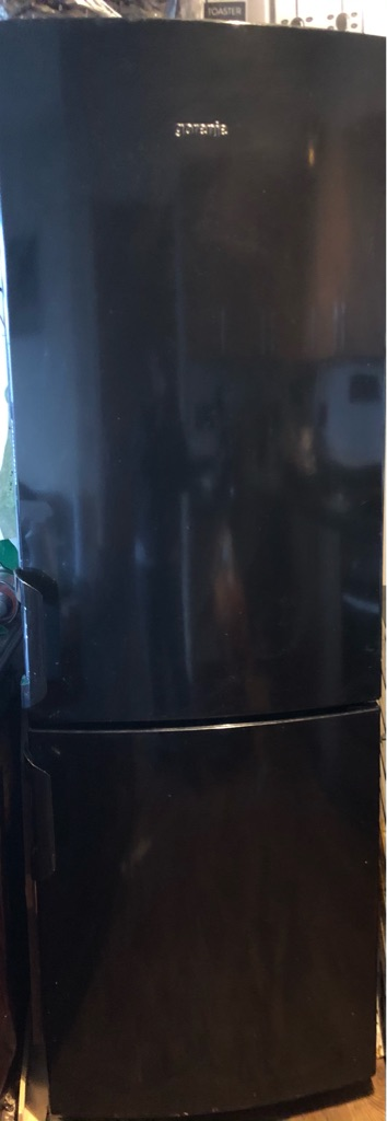 Black Gorenje Fridge Freezer