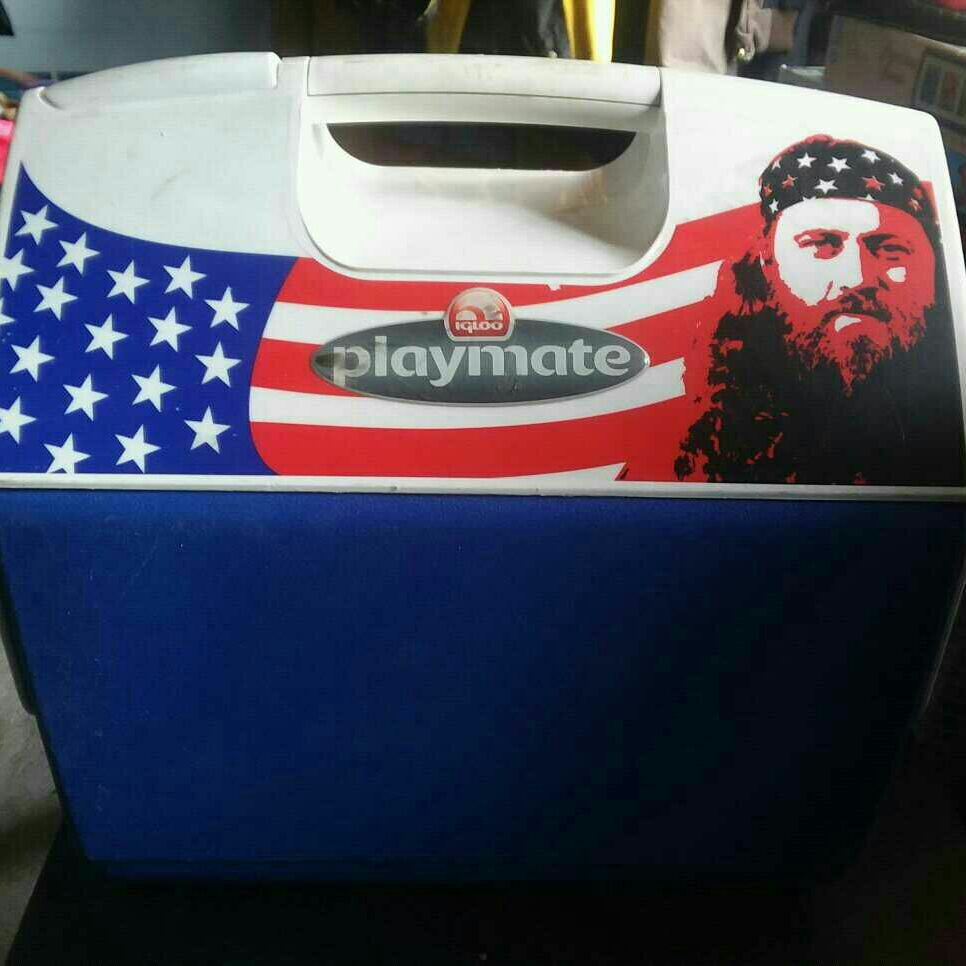 duck dynasty cooler