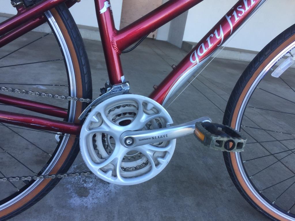 *Gary Fisher Hybrid/Unisex Comfort Bike*