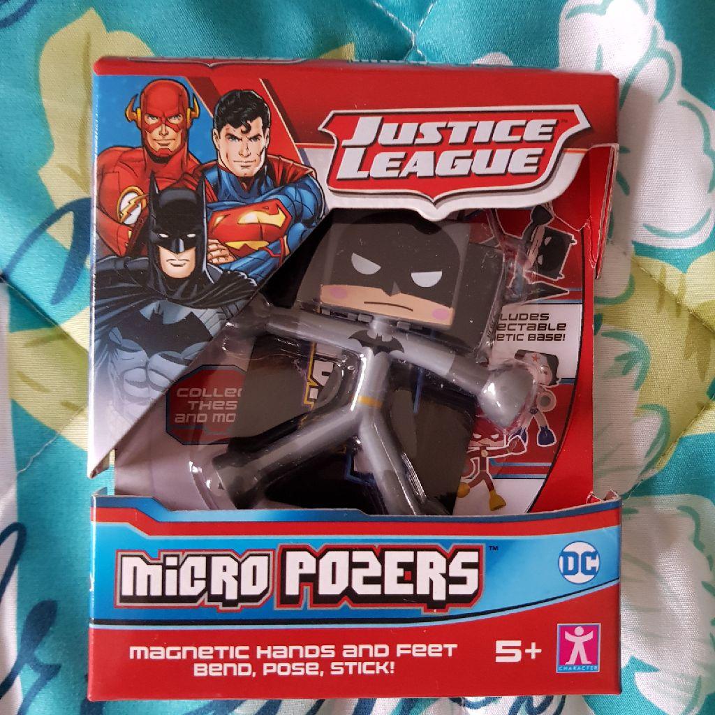 Brand new batman micro pozer