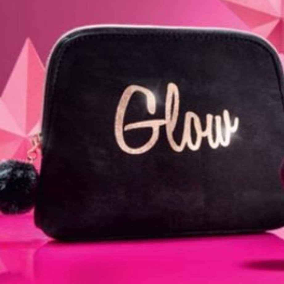 Glow Cosmetics Bag
