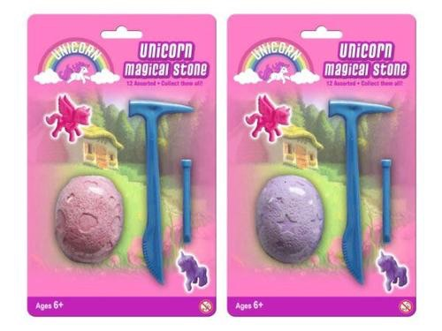 Unicorn magical stone- 2 assorted