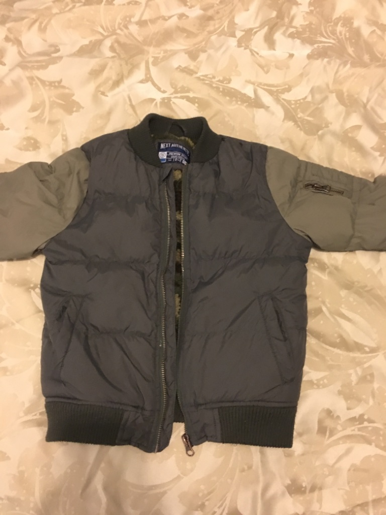 Children's jacket. Age 5-6 yrs