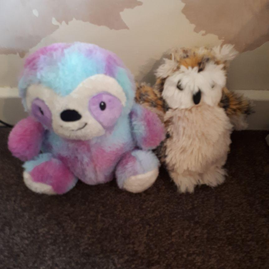 Teddy bears x11