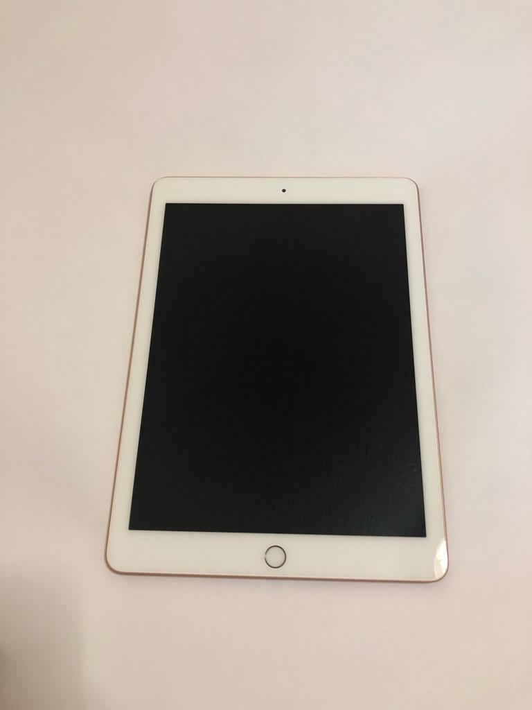 iPad 6.  Gold 9'7 inch 32GB wifi