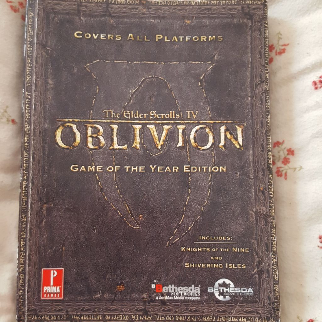The Elder Scrolls IV Oblivion: Game Of The Year Edition