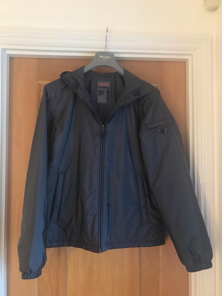 Prada Mens Coat