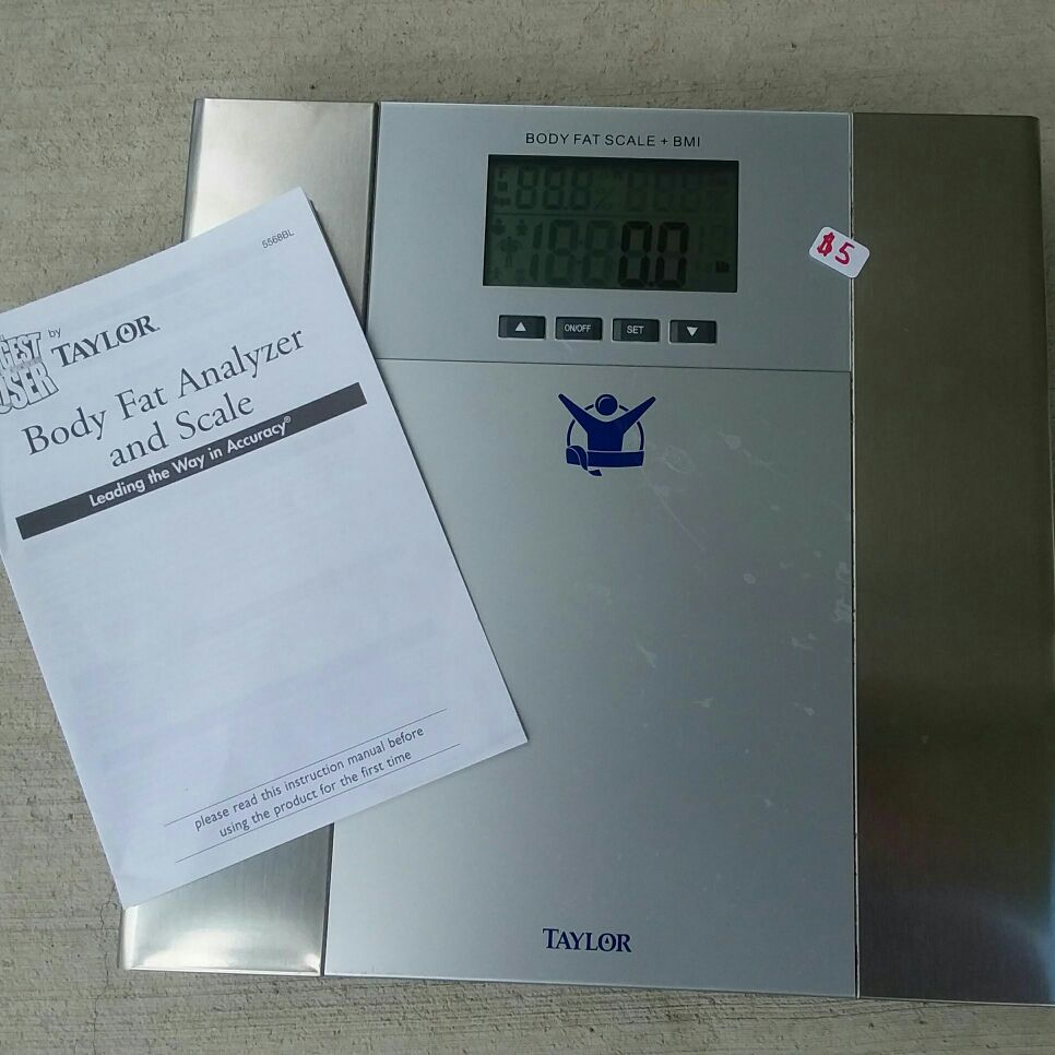 Scale and bmi analyzer