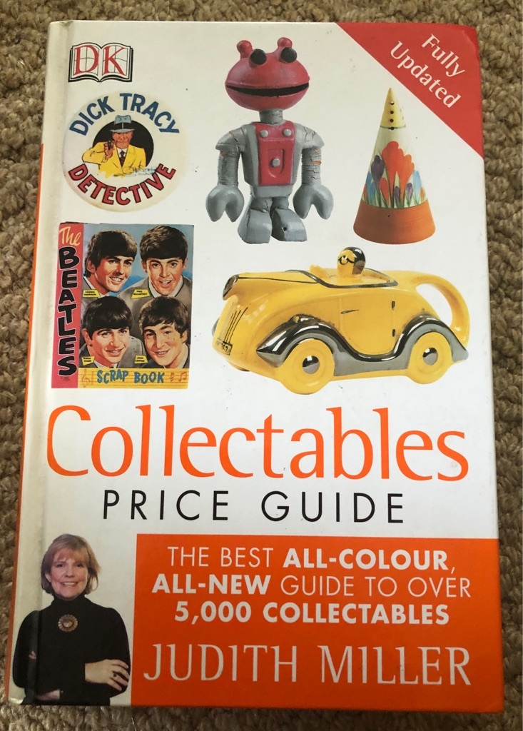 DK COLLECTABLES PRICE GUIDE 2005