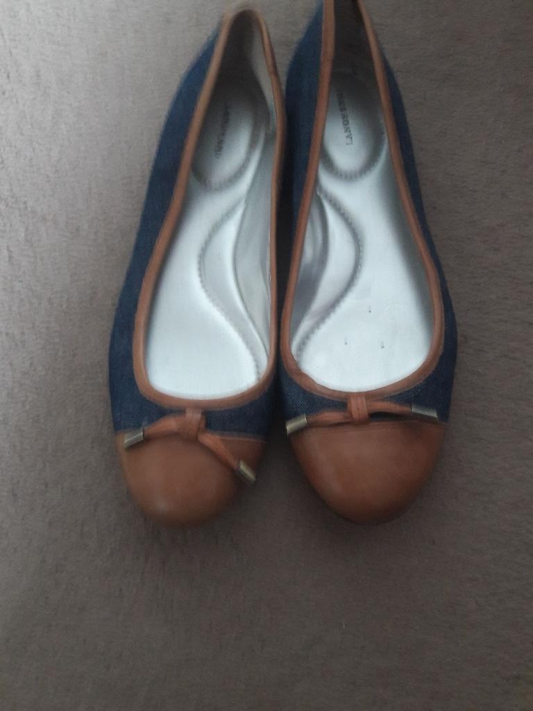 Denim  shoes size  5