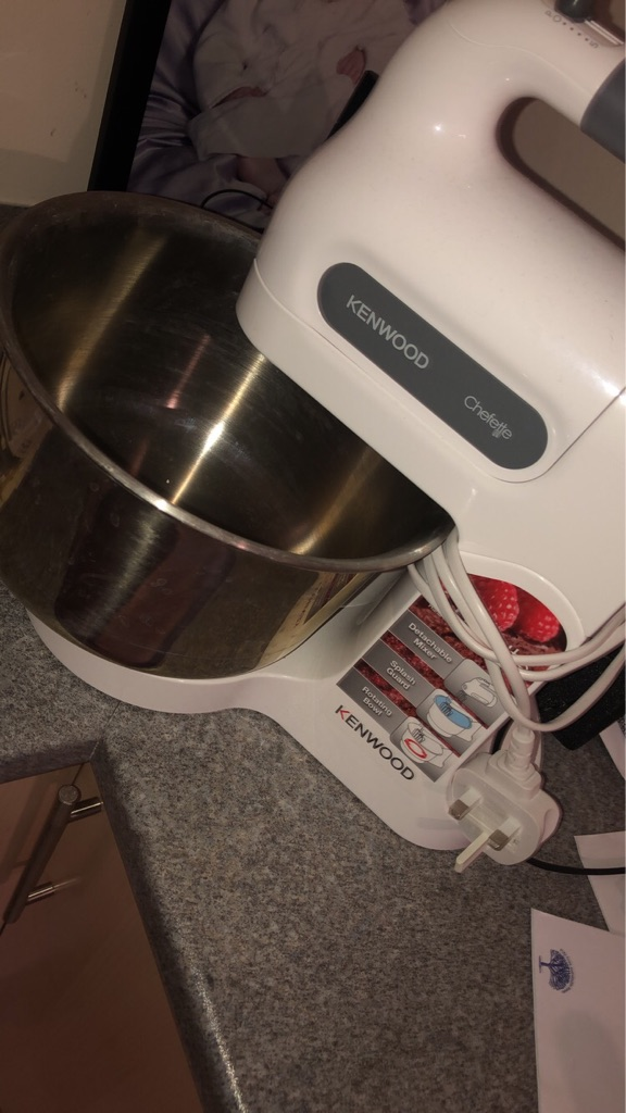 Kenwood food mixer