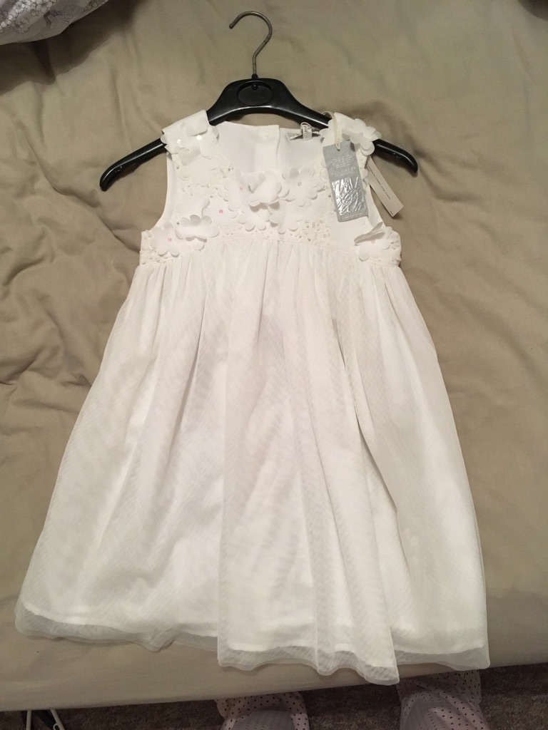 Brand new with tags age 5 dress