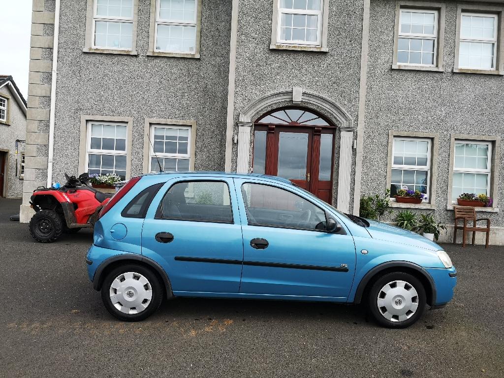 2003 Vauxhall Corsa Life 1.2L 5 door 88K miles