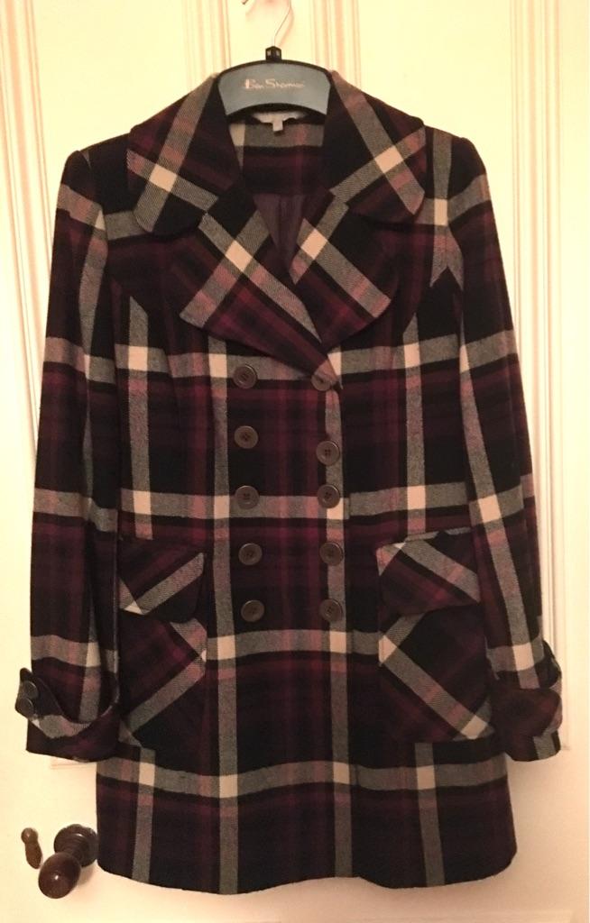 Red Herring Ladies Coat