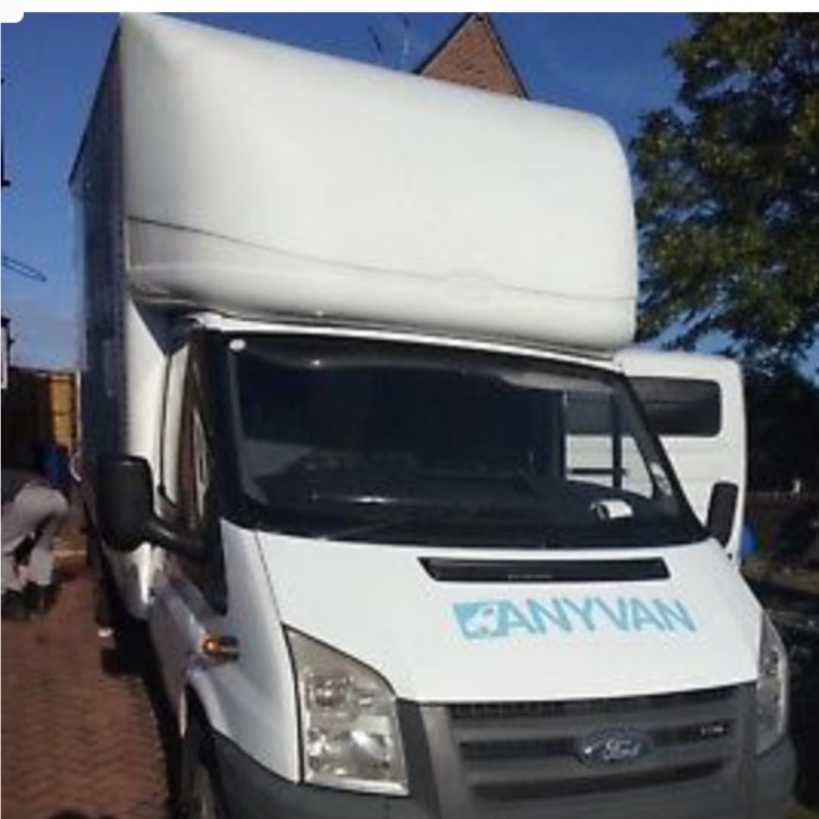 Man with van removals