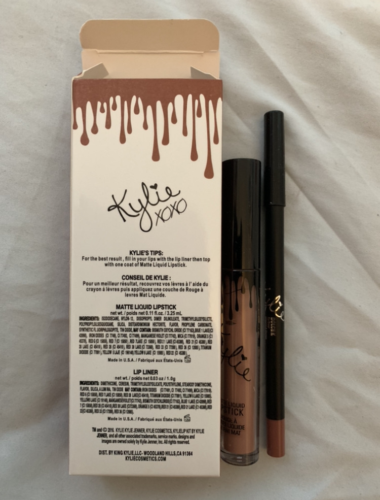 Kylie Matte Lip Kit - Dolce K