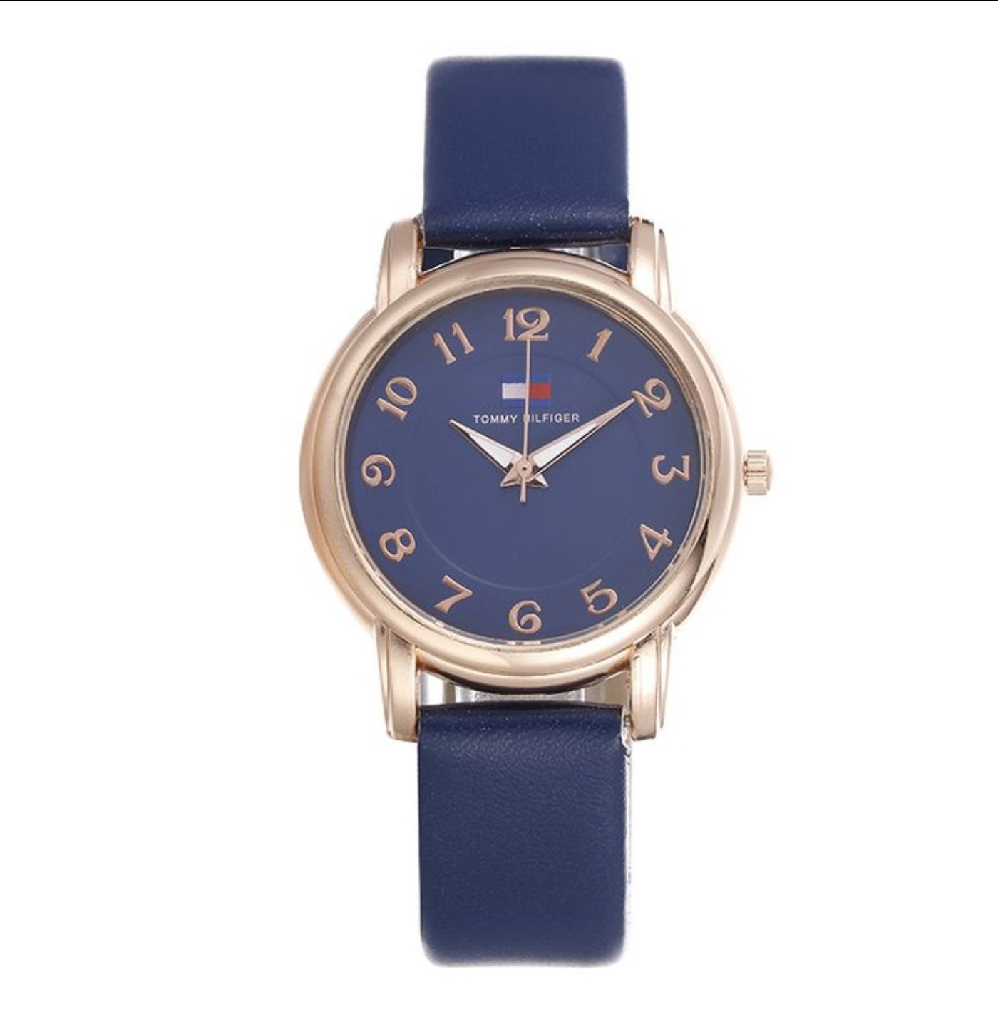 Navy colour Watch