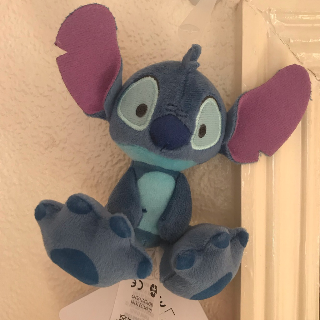 Teddy of stitch