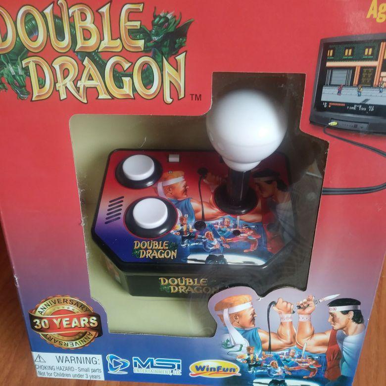 Double Dragon plug and play