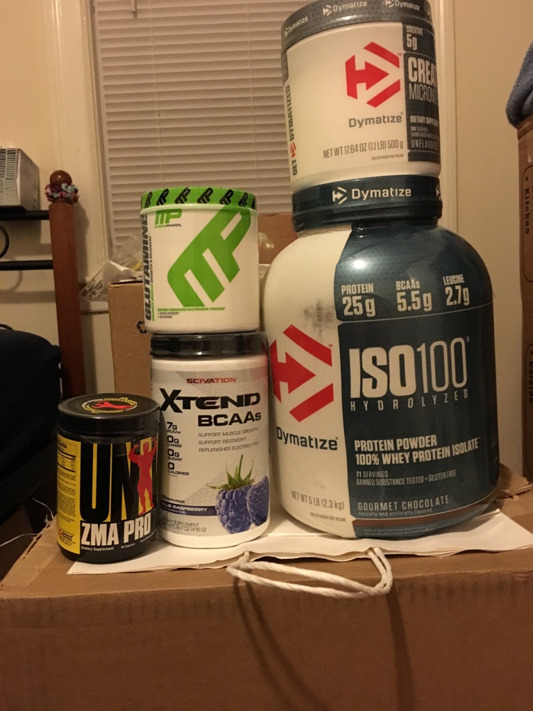 Workout Supplements