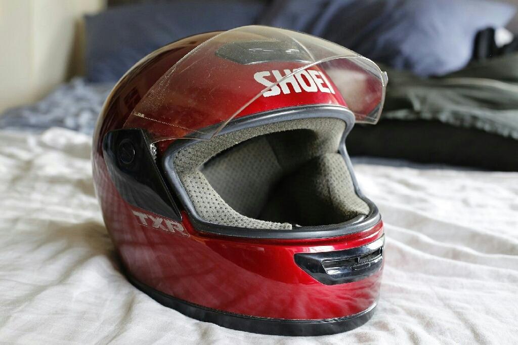 SHOEI TXR MOTORCYCLE helmet