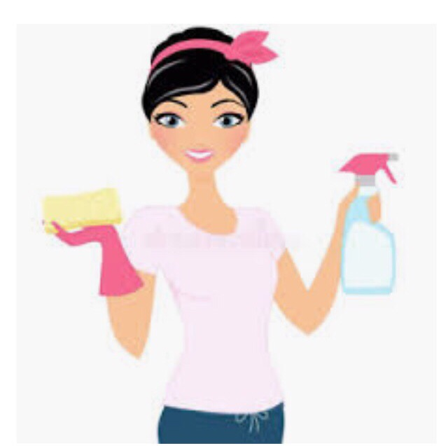 Cleaning and ironing service in your area