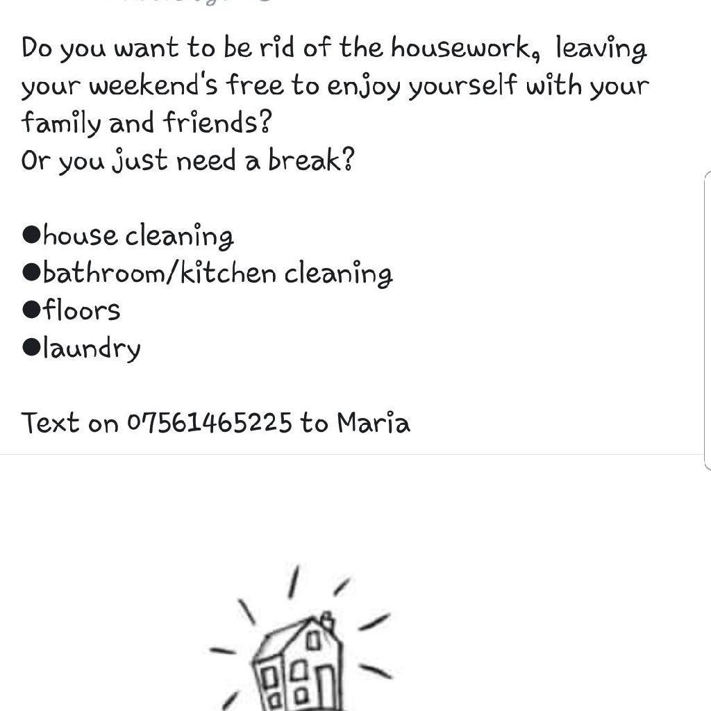 Private cleaner